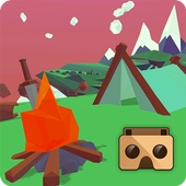 Trail World VR icon