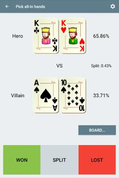 All-In Poker Tracker screenshot 1