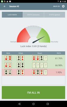 All-In Poker Tracker screenshot 4