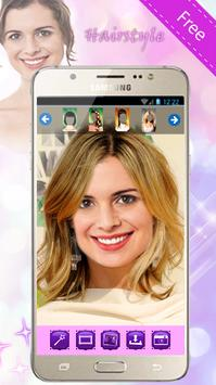 Hairstyles Change Hair Color APK Download Free Photography APP - Hairstyle change app download