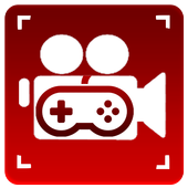 Game video screen recorder HD icon