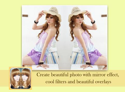 Mirror Photo - Mirror Pic apk screenshot