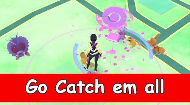 Guide Pokemon Go Full Monster poster