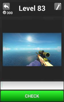 CS:GO Quiz apk screenshot