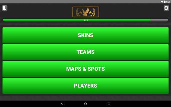 Puzzle for CS:GO apk screenshot