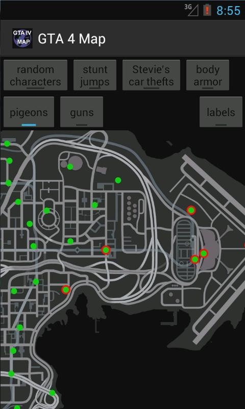 Map for gta 4 for Android - APK Download