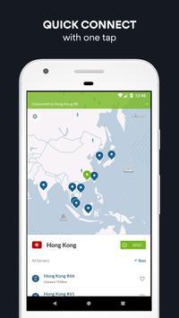 NordVPN: быстрый VPN-сервис без ограничений скриншот приложения