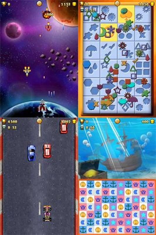 android game pack rar