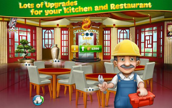 Cooking Fever apk screenshot