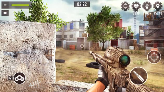 Sniper Arena: PvP Army Shooter apk 截图