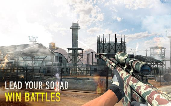 Sniper Arena: PvP Army Shooter apk 截圖