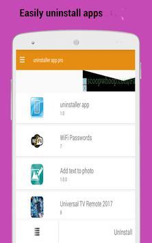Uninstall Master -Deleted apps screenshot 3