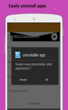 Uninstall Master -Deleted apps poster