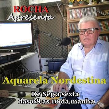 Aquarela Nordestina poster