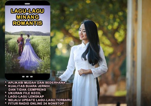 Lagu Minang Romantis poster