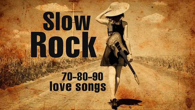 Slow Rock Love Song poster