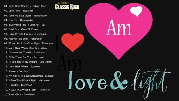 Slow Rock Love Song screenshot 3