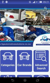 3G Auto poster