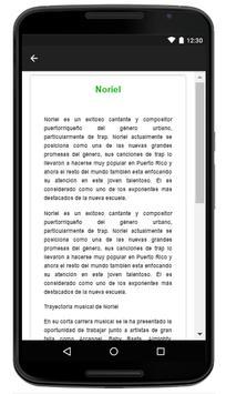 Noriel - Music And Lyrics screenshot 4