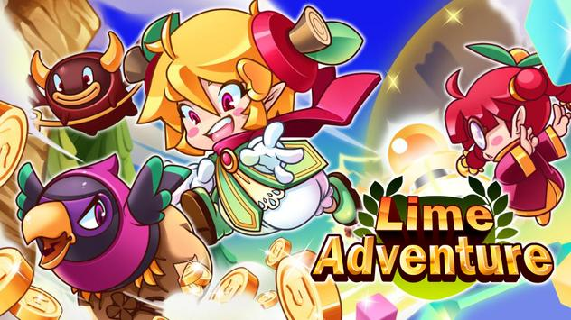 Lime Adventure poster