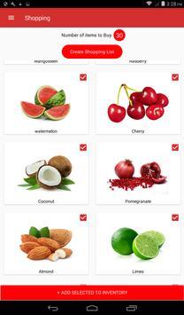 Healthy Snacks screenshot 3