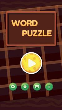 Word Puzzle - Cookie Connect poster