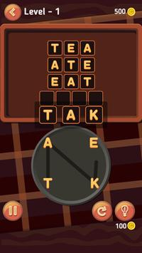 Word Puzzle - Cookie Connect screenshot 4
