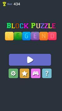 Block Legend Mania - brick block puzzle screenshot 3
