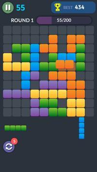 Block Legend Mania - brick block puzzle screenshot 1