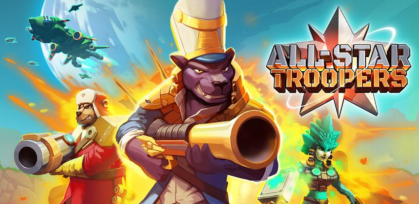 All-Star Troopers APK