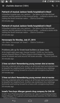 North Carolina News screenshot 8