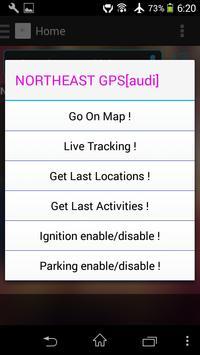 NorthEast GPS screenshot 3