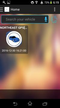NorthEast GPS screenshot 1