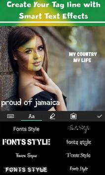 Jamaica Flag Face Paint - Touchup Photography screenshot 4
