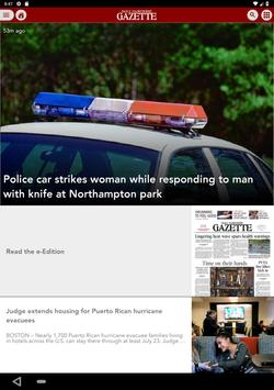 Daily Hampshire Gazette apk screenshot