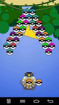 Magic Pokemon Bubbles Shooter apk screenshot