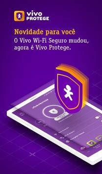 Vivo Wi-Fi Seguro Cartaz