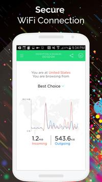 Best VPN - Free Unlimited VPN apk screenshot