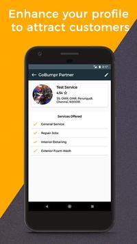 GoBumpr Partner screenshot 3