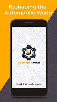 GoBumpr Partner poster
