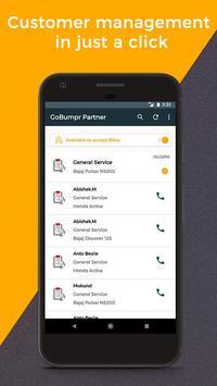 GoBumpr Partner screenshot 1
