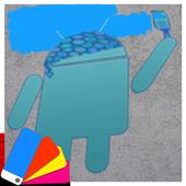 Calm Blue (Xperia) icon