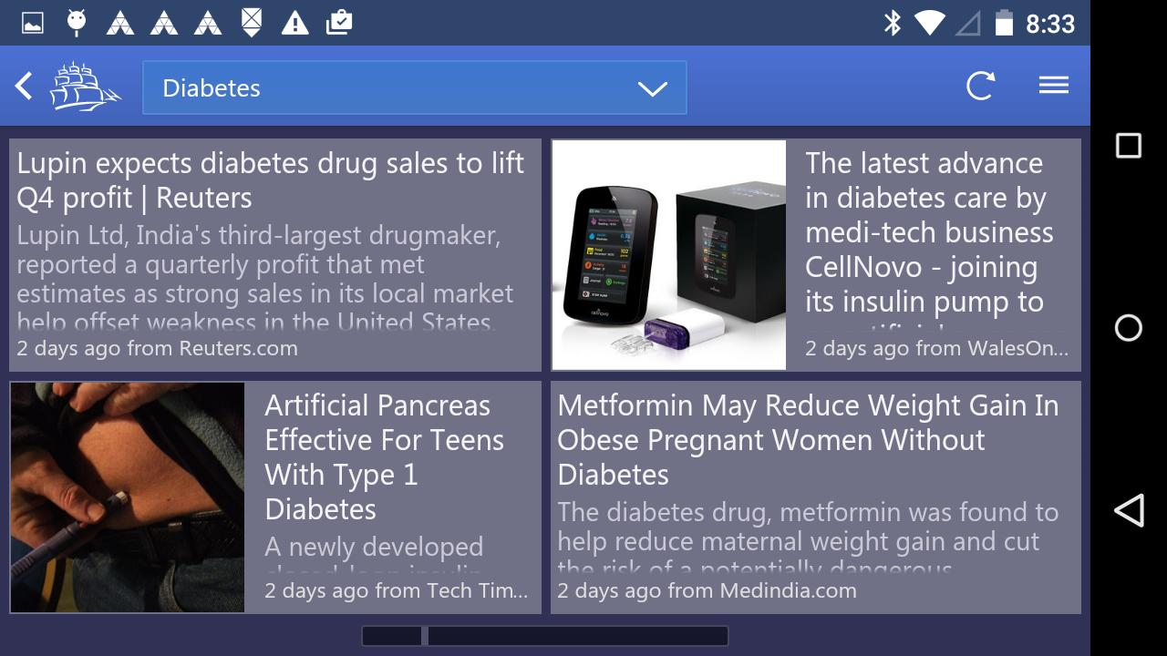 Northern Light Pharma News for Android - APK Download
