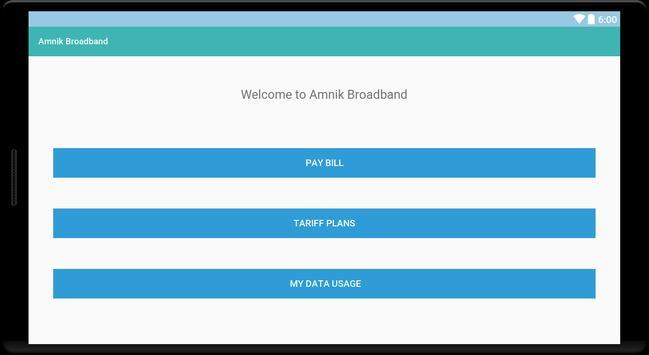 Amnik apk screenshot
