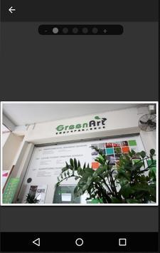 Green Art Design And Products apk screenshot