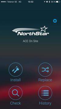 NorthStar ACE® Site poster