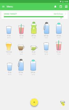 पानी पीने का रिमाइंडर apk स्क्रीनशॉट