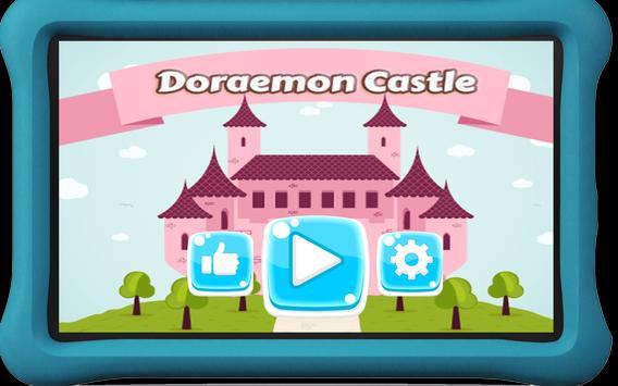 Doraymon Castle Run poster