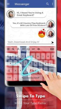 Norway Flag Keyboard - Elegant Themes screenshot 4