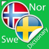 Norwegian Swedish Dictionary icon